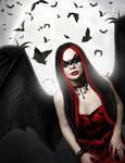 Vampire by Jezzy-Art