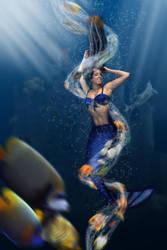 Under the Sea by Jezzy-Art