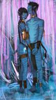 Avatar: Love Forever.. by vagab0nda