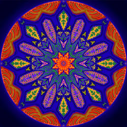 Mandala Challenge #1-Tmplt #43-Sub #3 by coboltnet