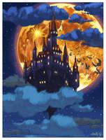 Aensland Chateau by ultimatesol