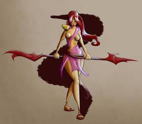 Weapon Woman by Sodano