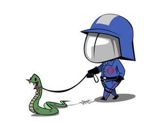 Snake Walk by Sodano