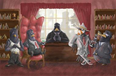 Penguin Mafia by Sodano