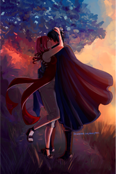 /*\ ++ He was away from Home ++ /*\ by AngelJasiel