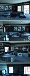 apartment 3DSM by EvolveRed