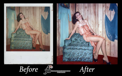 Client...Glamour.Before And After by arihoff