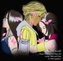 Final Fantasy X-2 Fan-Art by angelprisz