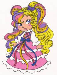 Little Lady Lovely Locks by MegaHERO108