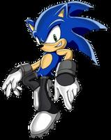 Sonic Black by Sangata099