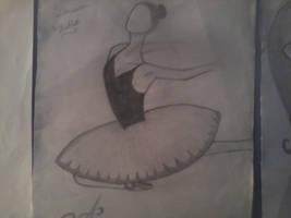 dancing girl by schappacher