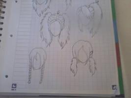 hair styles First part by schappacher