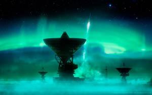 Satellit by AiK-art