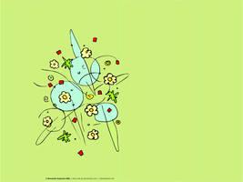 Spring mood. by AiK-art