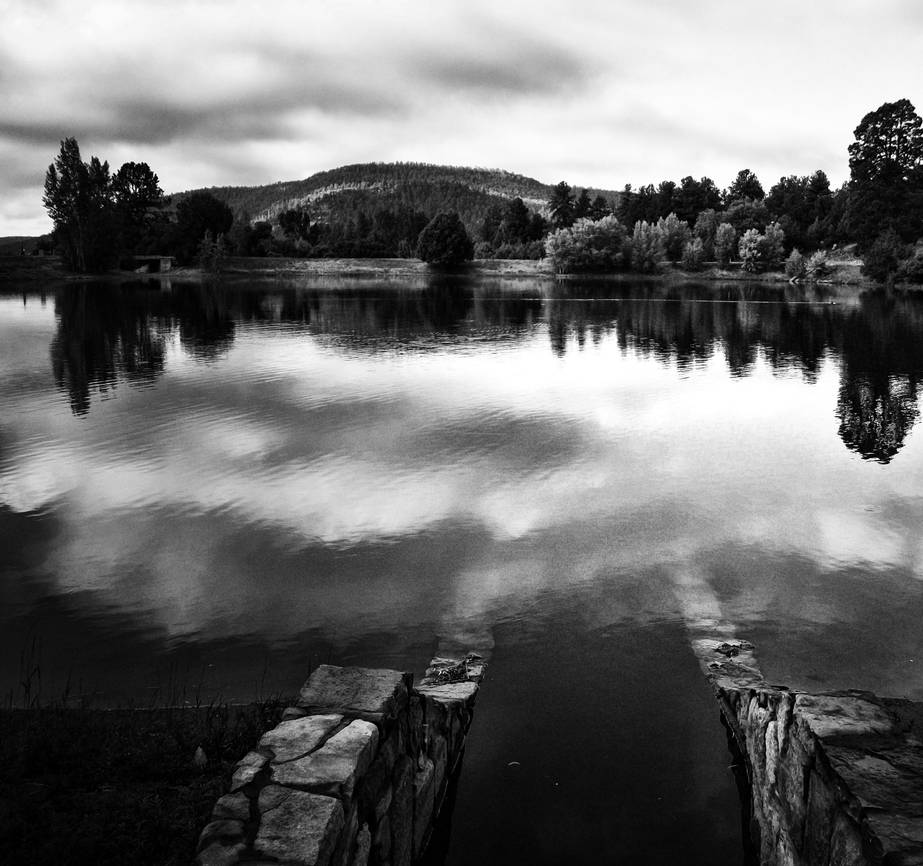 The Lake by kwuus