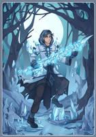 Ice - Version 2 by Maricu-Mana