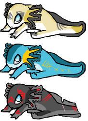 axolotl point adopts by Tye-Flame00