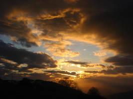 Sun Disappearance by djzealot