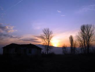 Ularci sunrise by djzealot