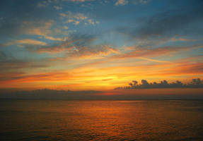 beautiful sunrise by ada-adriana