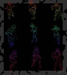 dance C: by LawrenceJL