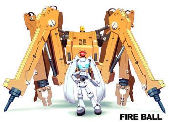 FireBall by chingisss