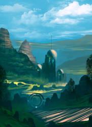 Retro Future by InterstellarDeej