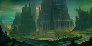 Warlocks' Reef by InterstellarDeej