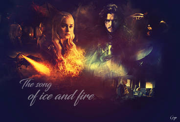 The song of ice and fire (edited) by GogoZh