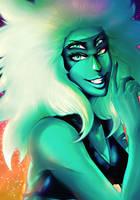 Malachite - Steven Universe - by KiraiRei