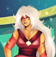 Jasper - Steven Universe- by KiraiRei