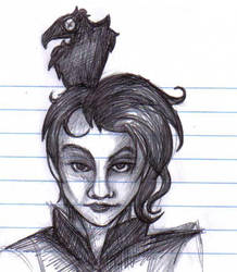 crappy sketch from decomposer by CrimsonRoses