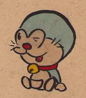 Doraemon by sketchxj