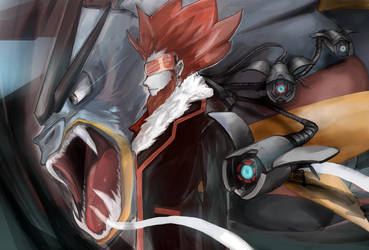 Lysandre by formaturecontents