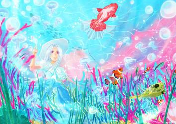 Underwater Sky by Nacrym
