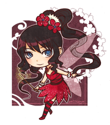 Com : Fairy by Nacrym