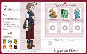 PKMN : Furan App - Antonin by Nacrym