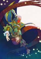 Heyoga : Dancer and the Moon by Nacrym