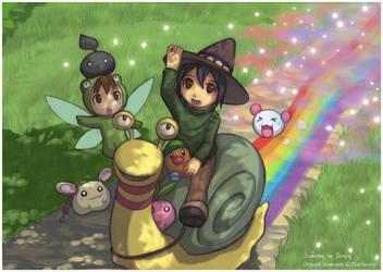 Sneed Snail Mail Magic Ride by Nacrym