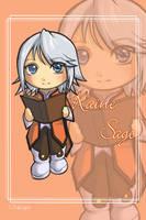 ToS: Chibi Raine by Nacrym