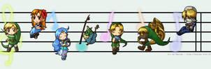 Zelda: Orchestra by Nacrym