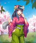 Spring by ThaiChau