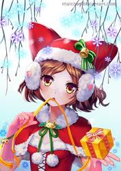 Gift: Lexi Christmas by ThaiChau