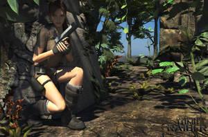 Tomb Raider Legend by No-Return