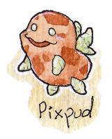 #170 Pixpud by Coonae