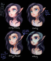 Some Different Style Things by Saige199