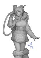 Mei Overwatch Wip4 by Saige199