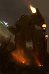 Generic Highlander by Tabnir