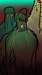 swamp brothers by nickyocum
