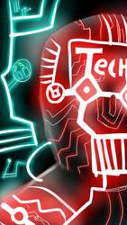 TECHNO REDUX by nickyocum